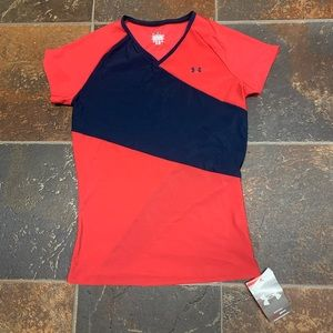 BRAND NEW! Under Armour Short Sleeve Shirt Womans